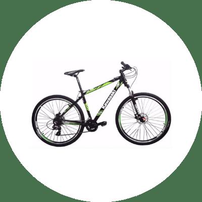 Pardo Bicicleta - Ahora 18 sin interés y envío GRATIS
