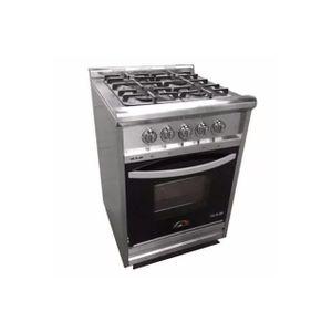Cocina Industrial Usman Irina 600 Profesional Vidrio 60 Cm