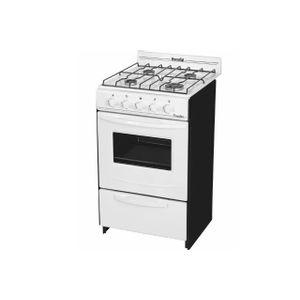 Cocina Escorial Candor Blanca Gas Envasado 50 Cm