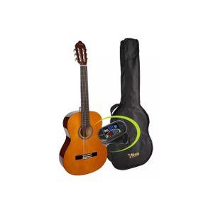 Valencia Vc104k Guitarra Clasica Estudio Tamaño 4/4 Natural