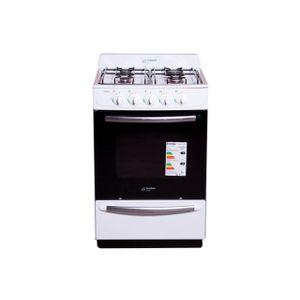 Cocina A Gas Eslabón De Lujo 55 Cm Efm56nb
