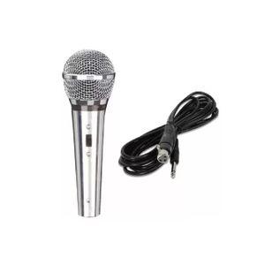 Micrófono Vocal De Mano Para Voces Con Cable Ross Fma3