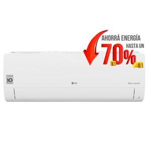 Aire Acondicionado LG Dual Inverter S4-W24KE3A1  6450W FRIO/CALOR