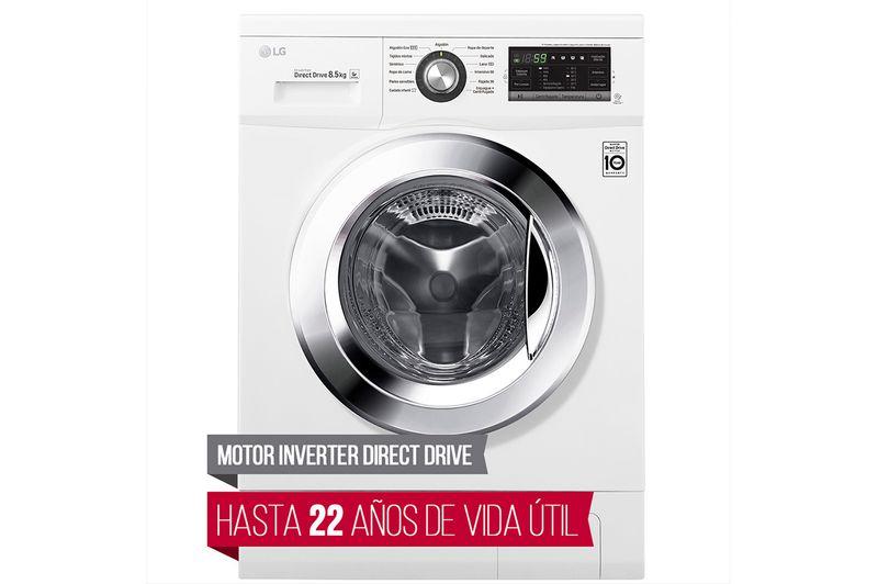 Lavarropas-Lg-Inverter-Carga-Frontal-85-Kg-1400-Rpm-WM8514WE6-blanco