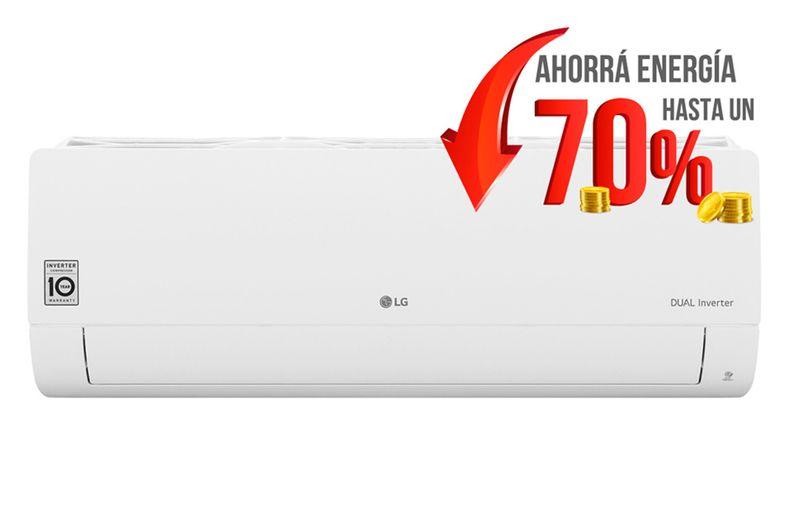 Aire-acondicionado-LG-Dual-Cool-split-inverter-frio-calor-4536.5-frigorias-blanco-220V-S4-W18KL3AA