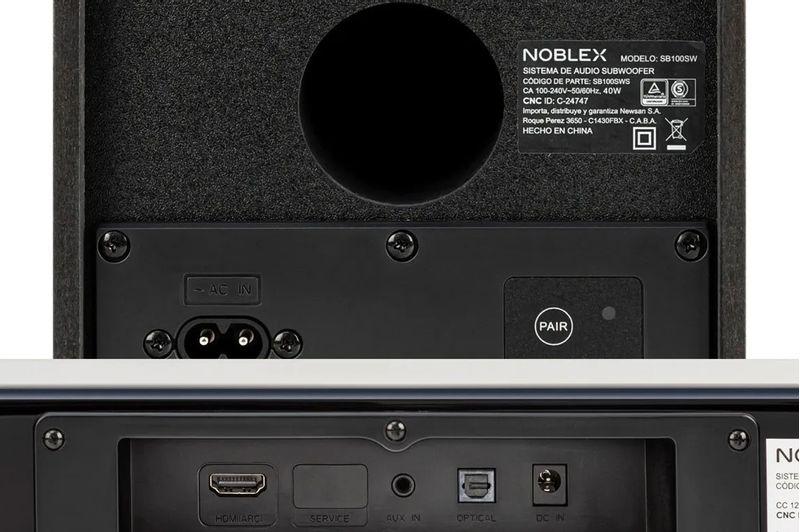 Barra-De-Sonido-Noblex-Sb100sw-Soundbar-2.1-90w-Bluetooth