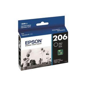 CARTUCHO 206 NEGRO 120AL P/XP2101 EPSON