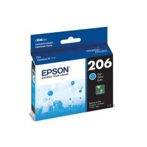 CARTUCHO 206 CYAN 220AL P/XP2101 EPSON