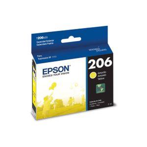 CARTUCHO 206 AMARILLO 420AL P/XP2101 EPSON