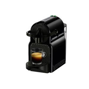 Cafetera Nespresso  Inissia D40 Black 220V NEGRO