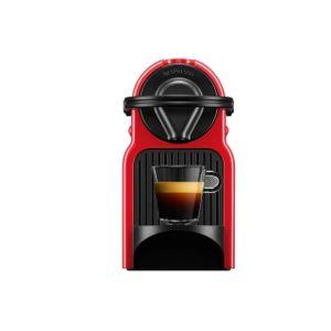 Cafetera Nespresso Inissia C40 Ruby 220V ROJA