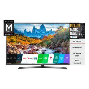 Lg Smart Tv 60 4k Uhd 60um7270 Led Wifi Hdr