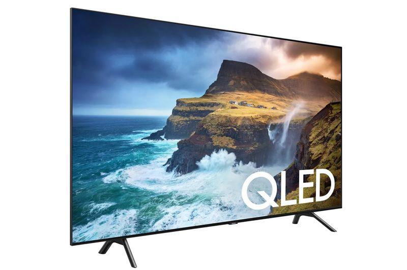 Smart-TV-Samsung-Series-8-QN85Q70TAGXZD-QLED-4K-85-