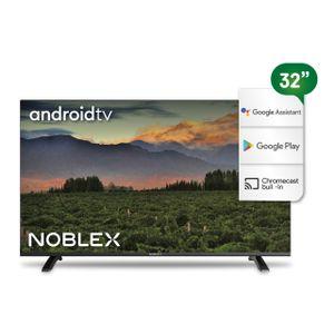 TV LED 32' 91DM32X7000 SMART-TV NOBLEX